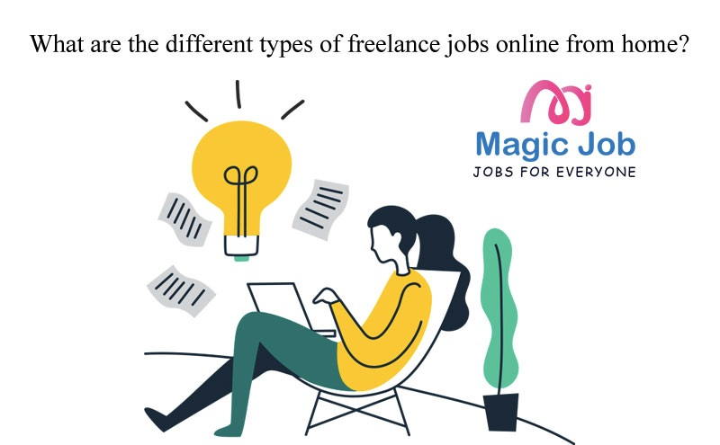 Freelance Jobs Online from Home, earning in freelancing