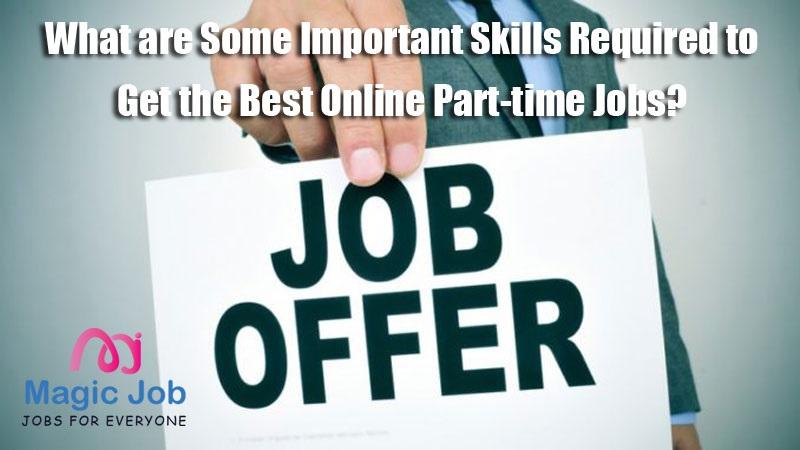 Best Online Part Time Jobs, weekend jobs
