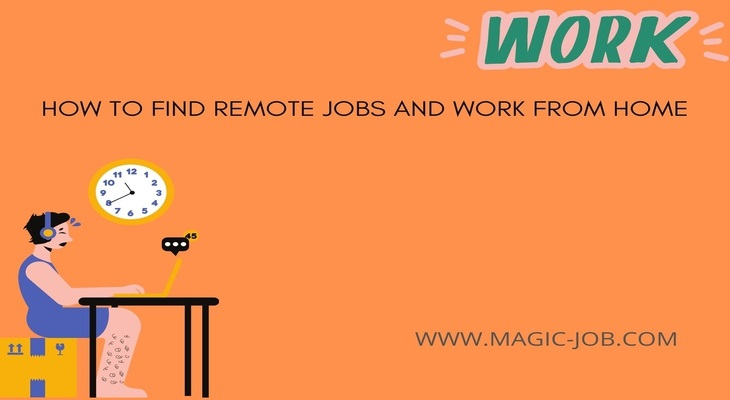 Remote Work in 2021 and beyond, Work From Home, Online Jobs, Part Time Jobs